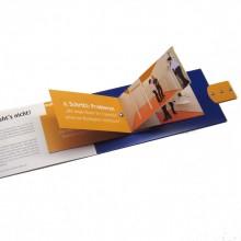carte catalogue ou carte brochure