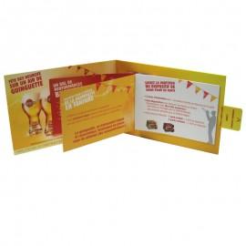carte catalogue format A5