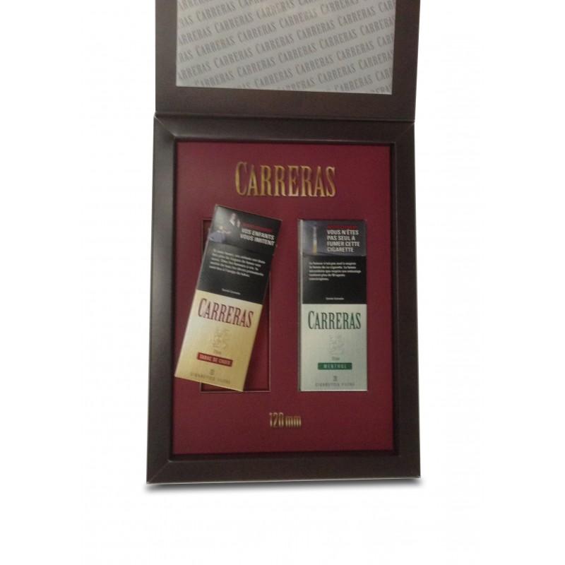 Coffret paquet de cigarettes